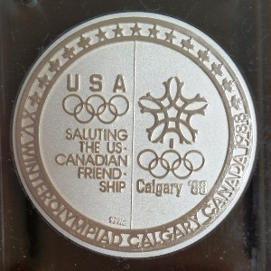 Salvador Dali Olympic Coins - Fine Art Limited