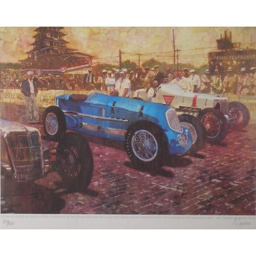 75th Anniversary of the Indy 500 (2 of 4)