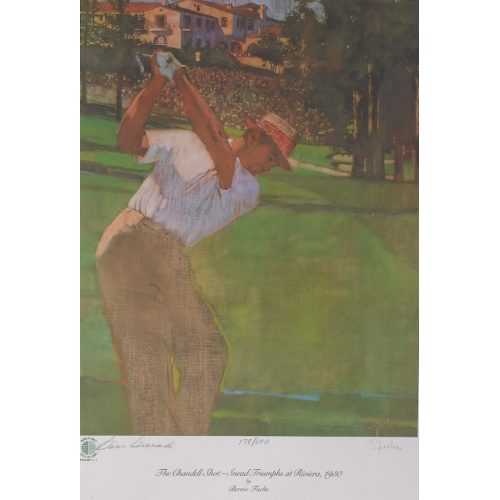 The Chandell Shot - Sam Snead Trimphs at Riveria