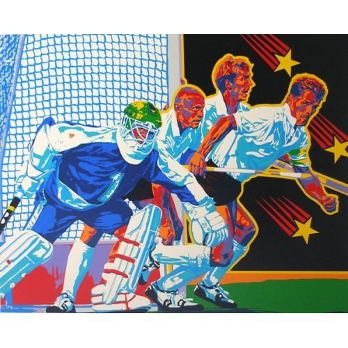 Hockey  (From The Centennial Olympic Games)