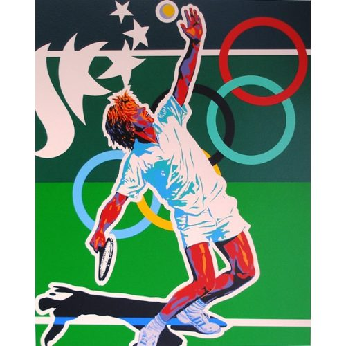 Tennis  (From The Centennial Olympic Games)