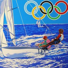 Yachting (From The Centennial Olympic Games)
