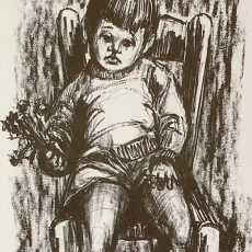 Boy in Chair