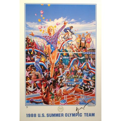 US Summer Olympic Team