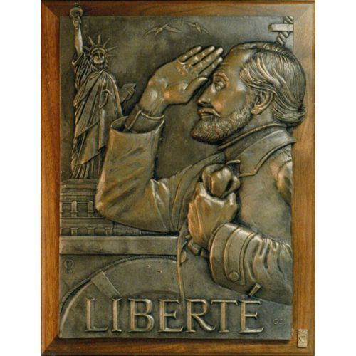 French Bas Relief