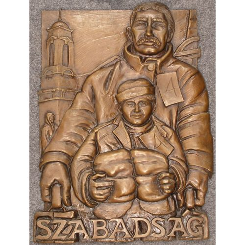 Hungarian Bas Relief