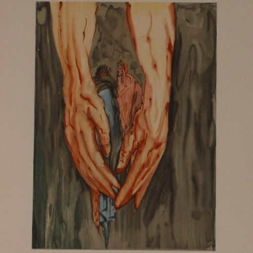 In The Hands of Antaeus (from the Divine Comedy Series)