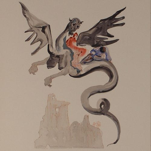 On Geryon's Back (from the Divine Comedy Series)